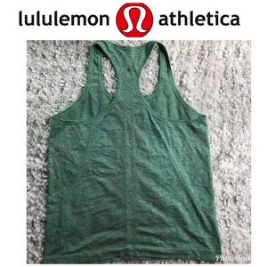 Lululemon Swiftly Tech Tank Top Racerback Size 10